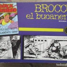 Tebeos: BRICK BRADFORD - N º 4 - WILLIAN RITT & CLARENCE GRAY -EDICIONE ESTEVE. Lote 170968149