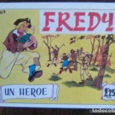 Tebeos: FREDY (REEDICION COMPLETA 2 EJEMPLARES) - OFM15. Lote 171111795