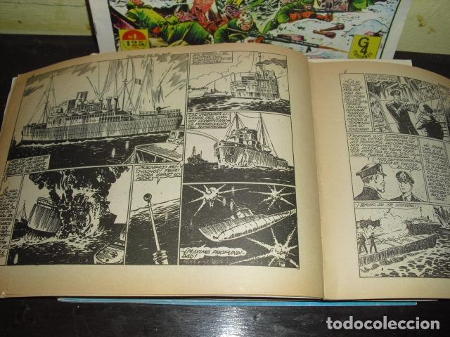 Tebeos: HAZAÑAS BÉLICAS EDICIONES G4- 17 EJEMPLARES - - Foto 2 - 171353004