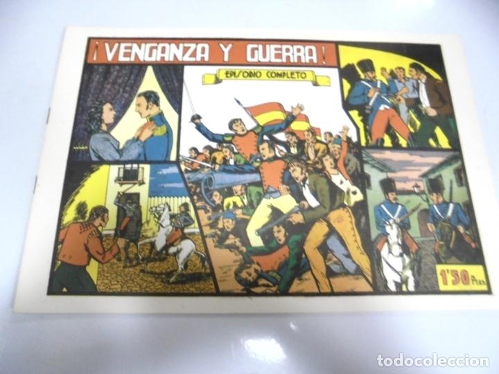 TEBEO. REEDICION. VENGANZA Y GUERRA. EDITORIAL VALENCIANA. VER (Tebeos y Comics - Tebeos Reediciones)