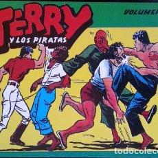 Tebeos: TERRY Y LOS PIRATAS. VOLUMEN 6. - CANIFF, MILTON.. Lote 173695575