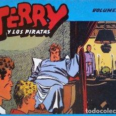 Tebeos: TERRY Y LOS PIRATAS. VOLUMEN 9. - CANIFF, MILTON.. Lote 173695590