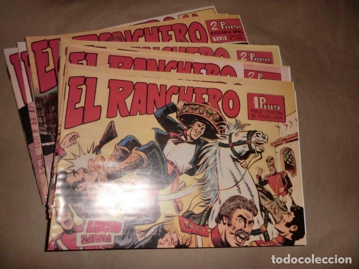 EL RANCHERO REEDICION COMPLETA (Tebeos y Comics - Tebeos Reediciones)