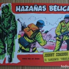 Tebeos: HAZAÑAS BELICAS, 287. REEDICION. LITERACOMIC. C1. Lote 176878693