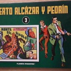 Tebeos: 1 COMIC **. .ROBERTO ALCAZAR Y PEDRIN . VOLUMEN 3 ** . AÑO 2010 . DEAGOSTINI . Lote 176879340