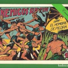 Tebeos: PURK ''EL HOMBRE DE PIEDRA'' - TOMO 2 - (CONTIENE LOS NÚMEROS DEL 9 AL 16) - REEDICIÓN.. Lote 177141355