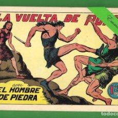 Tebeos: PURK ''EL HOMBRE DE PIEDRA'' - TOMO 4 - (CONTIENE LOS NÚMEROS DEL 25 AL 32) - REEDICIÓN.. Lote 177141854