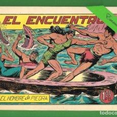 Tebeos: PURK ''EL HOMBRE DE PIEDRA'' - TOMO 5 - (CONTIENE LOS NÚMEROS DEL 33 AL 40) - REEDICIÓN.. Lote 177144193