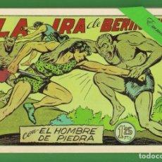 Tebeos: PURK ''EL HOMBRE DE PIEDRA'' - TOMO 7 - (CONTIENE LOS NÚMEROS DEL 49 AL 56) - REEDICIÓN.. Lote 177174879