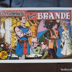 Tebeos: EL DOCTOR BRANDE , REEDICIÓN. Lote 177790297