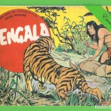 Tebeos: BENGALA - COMPLETA DEL 1 AL 54 - 1ª PARTE - EDITORIAL MAGA - REEDICIÓN - VER IMÁGENES.. Lote 177939743