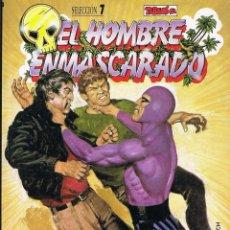Tebeos: EL HOMBRE ENMASCARADO. EDICION HISTORICA. SELECCIÓN 7. Lote 178840343
