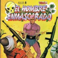 Tebeos: EL HOMBRE ENMASCARADO. EDICION HISTORICA. SELECCION 6. Lote 178840548