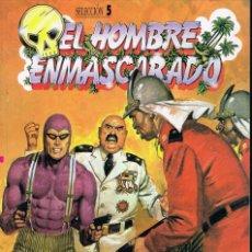 Tebeos: EL HOMBRE ENMASCARADO. EDICION HISTORICA SELECCIÓN 5. Lote 178840807