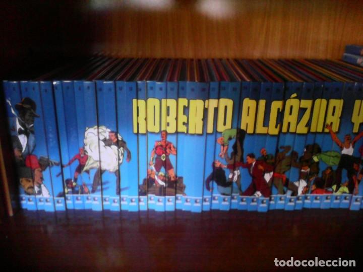 Tebeos: Roberto Alcazar. Planeta. Completa. 61 números. - Foto 2 - 178893517