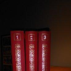 Tebeos: * EL COSACO VERDE * EDICIONES B * COMPLETA 1994 * TOMOS 3 IMPECABLES 144 Nº *. Lote 178905320