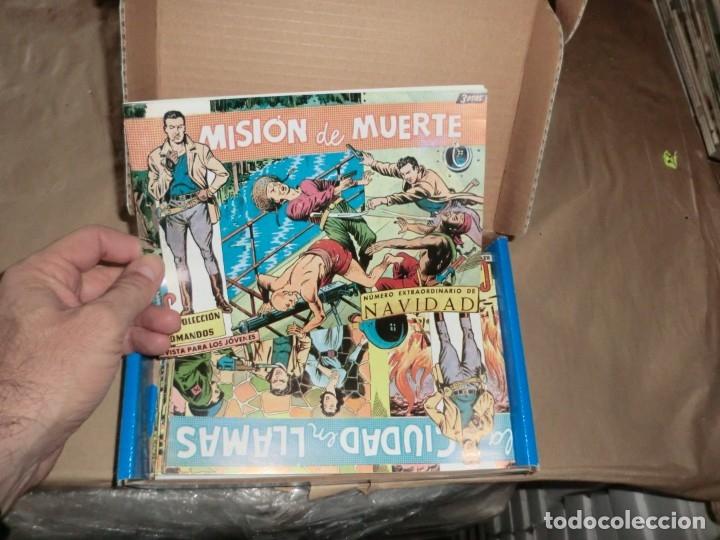 COLECCION COMPLETA EN CAJA DE ROY CLARCK (Tebeos y Comics - Tebeos Reediciones)