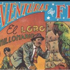Tebeos: AVENTURAS DEL FBI Nº 61: EL LORO MILLONARIO. Lote 181683987