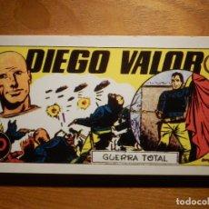 Tebeos: COMIC - DIEGO VALOR - Nº 2 - IBERCOMIC 1986. Lote 182692588