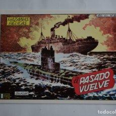 Tebeos: HAZAÑAS BELICAS, 180. REEDICION. LITERACOMIC. C1. Lote 182948861
