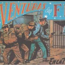Tebeos: AVENTURAS DEL FBI Nº 73: EN LA PRISIÓN. Lote 182981350