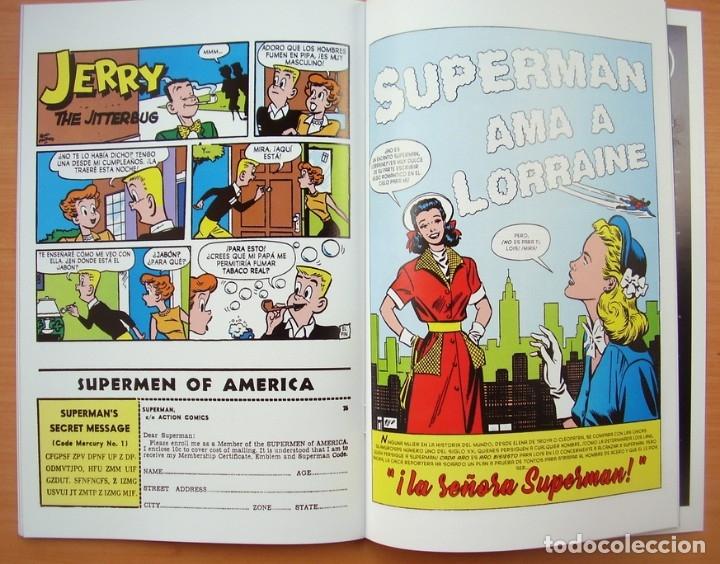 Tebeos: Superman Batman Juntos Primera Aparicion Comic en Espanol DC Jerry Siegel Bob Kane - Foto 6 - 182984536