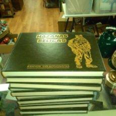 Tebeos: HAZAÑAS BÉLICAS FONDOS EDITORIALES 10 TOMOS. Lote 182986785