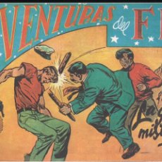 Tebeos: AVENTURAS DEL FBI Nº 76: LA GRUTA MISTERIOSA. Lote 183288020