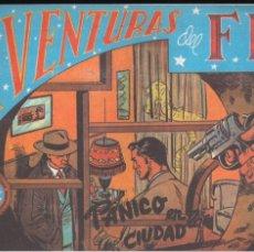 Tebeos: AVENTURAS DEL FBI Nº 75: PANICO EN LA CIUDAD. Lote 183373590