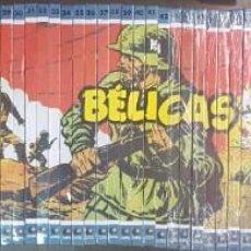 Tebeos: HAZAÑAS BÉLICAS COLECCIÓN COMPLETA DEL 2014 CON 75 VOLÚMENES NUEVA Y PRECINTADA. Lote 184204365