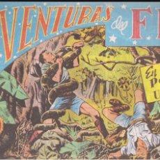 Tebeos: AVENTURAS DEL FBI Nº 89: EN PODER DE LOS UKARIS. Lote 184434166