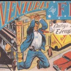 Tebeos: AVENTURAS DEL FBI Nº 90: CASTIGO EJEMPLAR. Lote 184538802