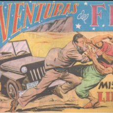 Tebeos: AVENTURAS DEL FBI Nº 92: MISION EN LIBIA. Lote 184539087