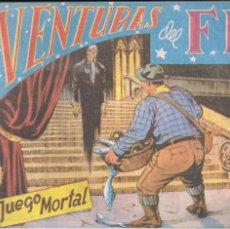 Tebeos: AVENTURAS DEL FBI Nº 96: JUEGO MORTAL. Lote 184622402