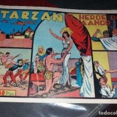 Tebeos: TARZAN.NUMERO 8.REEDICION.HISPANO AMERICANA. Lote 184656727