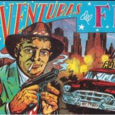 Tebeos: AVENTURAS DEL FBI Nº 154: LADRONES DE AUTOMOVILES. Lote 184762553