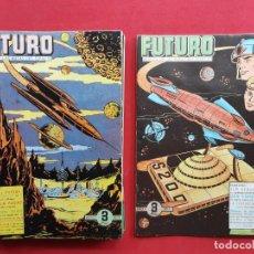 Tebeos: FUTURO. REVISTA DE LAS RUTAS DEL ESPACIO. COMPLETA-20 EJEMPLARES-FASCIMIL. Lote 184795863