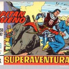 Tebeos: EL CAPITAN TRUENO. SUPER AVENTURAS. NUM. 433-437-440-441-. REEDICION. Lote 184927968