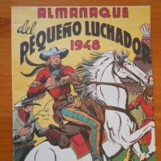 Tebeos: ALMANAQUE DEL PEQUEÑO LUCHADOR 1948 - REEDICION (GR). Lote 187166882