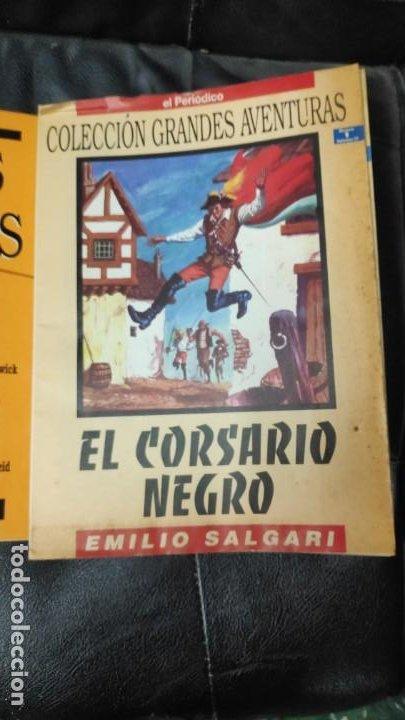 Tebeos: TOMO Nº 4 GRANDES AVENTURAS CONTIENE LOS 25 COMICS QUE FORMAN EL TOMO - Foto 2 - 187378908