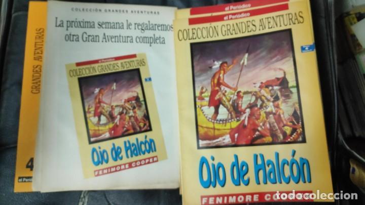 Tebeos: TOMO Nº 4 GRANDES AVENTURAS CONTIENE LOS 25 COMICS QUE FORMAN EL TOMO - Foto 6 - 187378908