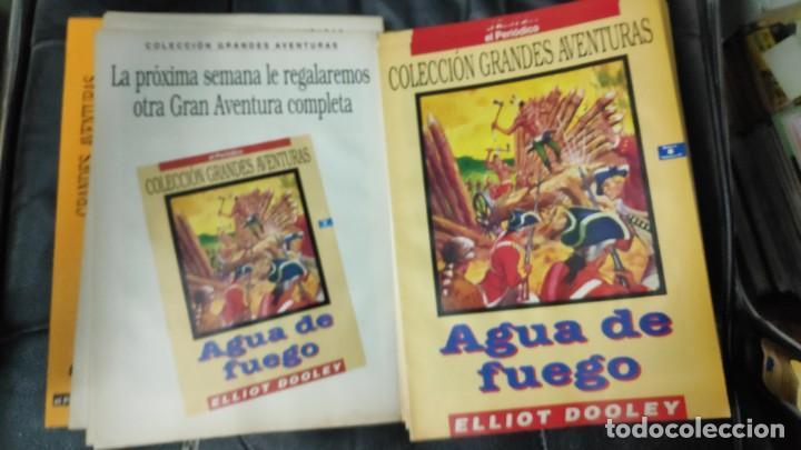 Tebeos: TOMO Nº 4 GRANDES AVENTURAS CONTIENE LOS 25 COMICS QUE FORMAN EL TOMO - Foto 7 - 187378908
