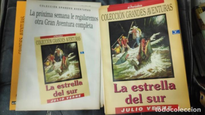 Tebeos: TOMO Nº 4 GRANDES AVENTURAS CONTIENE LOS 25 COMICS QUE FORMAN EL TOMO - Foto 8 - 187378908