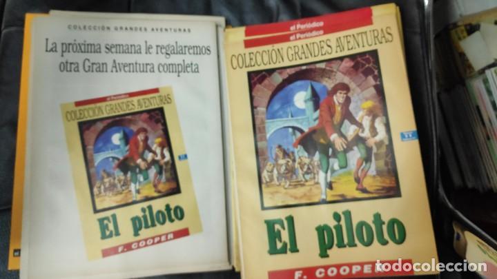 Tebeos: TOMO Nº 4 GRANDES AVENTURAS CONTIENE LOS 25 COMICS QUE FORMAN EL TOMO - Foto 12 - 187378908