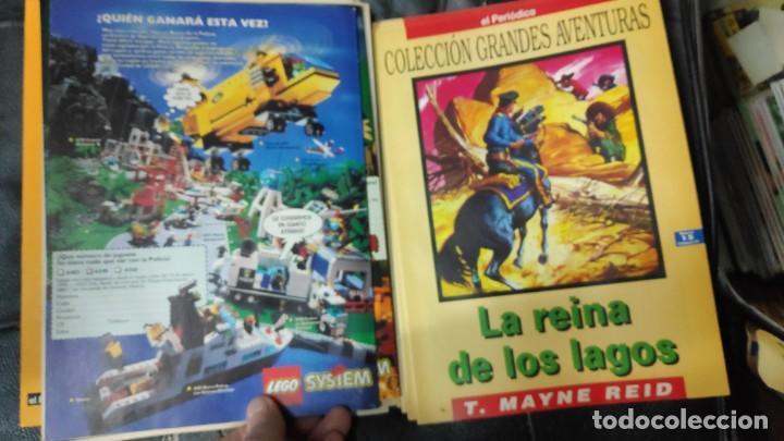 Tebeos: TOMO Nº 4 GRANDES AVENTURAS CONTIENE LOS 25 COMICS QUE FORMAN EL TOMO - Foto 16 - 187378908