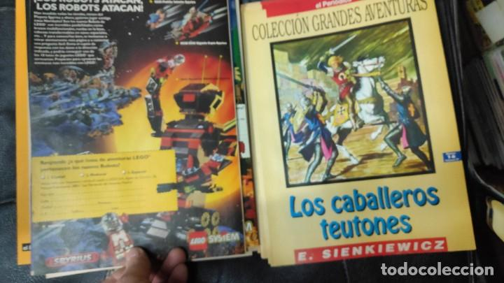 Tebeos: TOMO Nº 4 GRANDES AVENTURAS CONTIENE LOS 25 COMICS QUE FORMAN EL TOMO - Foto 18 - 187378908
