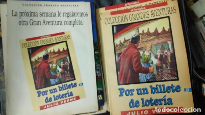 Tebeos: TOMO Nº 4 GRANDES AVENTURAS CONTIENE LOS 25 COMICS QUE FORMAN EL TOMO - Foto 19 - 187378908