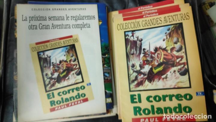 Tebeos: TOMO Nº 4 GRANDES AVENTURAS CONTIENE LOS 25 COMICS QUE FORMAN EL TOMO - Foto 20 - 187378908