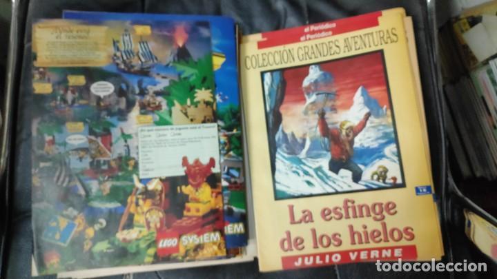 Tebeos: TOMO Nº 4 GRANDES AVENTURAS CONTIENE LOS 25 COMICS QUE FORMAN EL TOMO - Foto 21 - 187378908