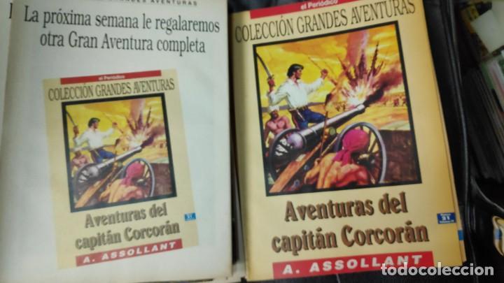 Tebeos: TOMO Nº 4 GRANDES AVENTURAS CONTIENE LOS 25 COMICS QUE FORMAN EL TOMO - Foto 22 - 187378908